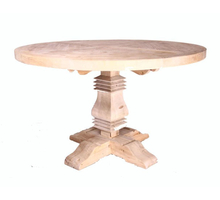 Круглый обеденный стол