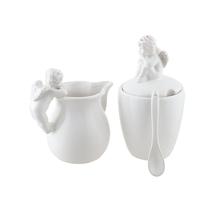 Набор молочник+сахарница Ангелы ( из 2-х шт.) 1514306