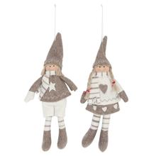 Тильда куклы подвесные (2) 20 см TW0157