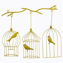 Арт-декор «Райские птицы» 5387