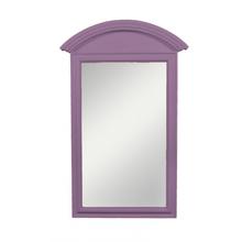 Прямоугольное зеркало Leontina, лавандовое