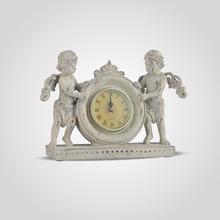 Декор часы Полуночные ангелы счастья