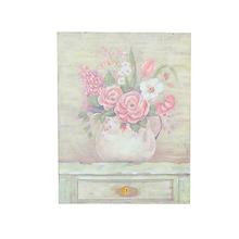 Панно розы в кувшине 36х46 FR0442