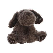 Собачка серая 30 см. G13AW010