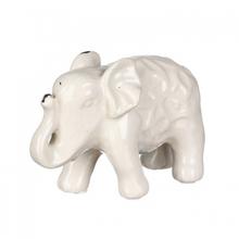 Статуэтка в виде слоника 19,5х8,5х12,5 LC08-0021