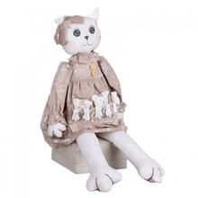 Сидячая кошка (девочка) 48х18х9 LJ87-0011
