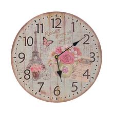 Часы настенные круглые (34см) 50700