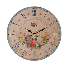Часы настенные круглые (34см) 50985
