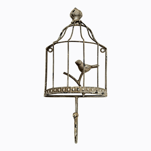 Вешалка-крючок «Птичий дворик», версия 4 5086847