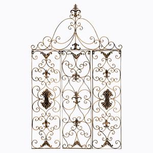 Изголовье для кровати «Негреско» (королевская бронза) 8766
