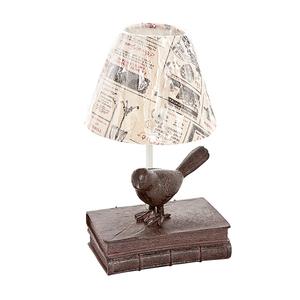 Лампа птичка 1042