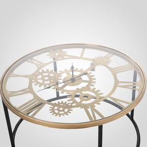Кофейный столик-часы KT19540-215