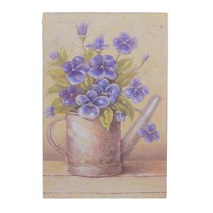 Панно Лейка с цветами FRT1687