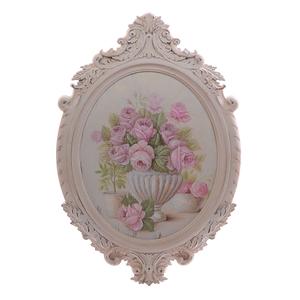 Панно овальное Букет цветов FRT1896