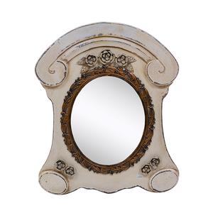 Зеркало Роза 50х3х60см QXA093-1201(роза)