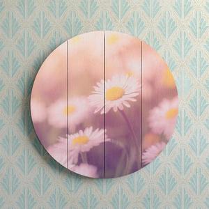 Декоративное круглое панно №15