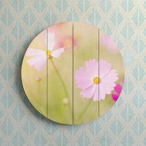 Декоративное круглое панно №17