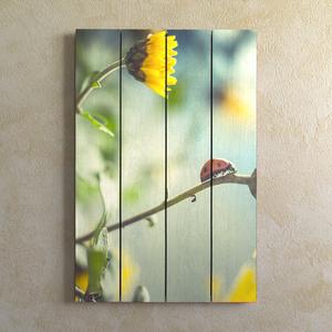 Декоративное вертикальное панно №2