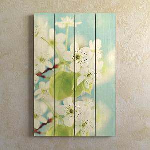 Декоративное вертикальное панно №21