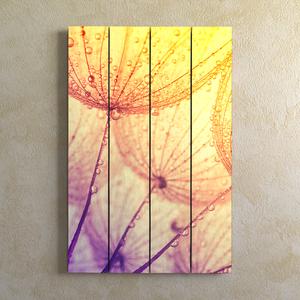 Декоративное вертикальное панно №4