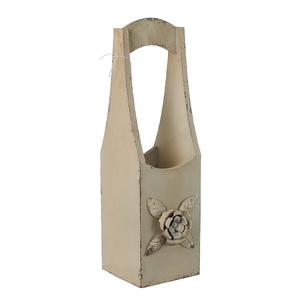 Бутылочница Античная белая QXA091-1201