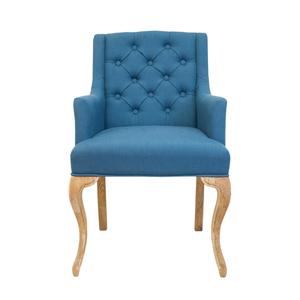 Кресло Deron blue
