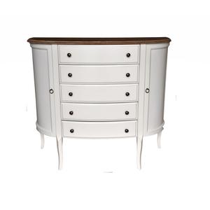 Комод Marcel & Chateau, белый H2762