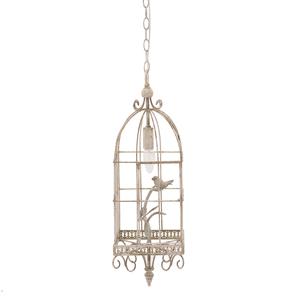 Лампа потолочная - 1хE14 (до 60W,  лампочка в комплект не входит) 3-10-725-0021