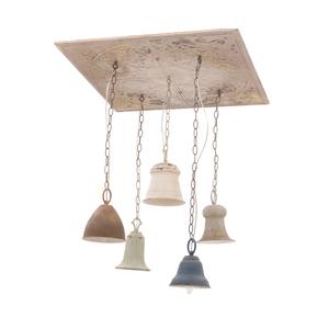 Лампа потолочная, 5L - 5 х Е27 (Лампочки в комплект не входят) 3-10-725-0028