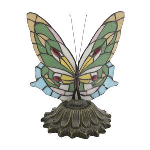 Настольная лампа в виде бабочки
