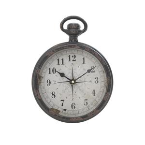 Часы настенные в виде компаса 28 см