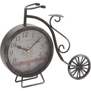 Часы настольные в форме велосипеда