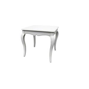 Стол кофейный Noir&Blanc, белый DF887