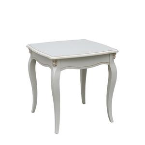 Стол кофейный White Rose квадратный