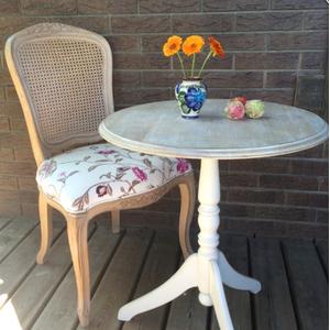 Стол кофейный круглый H828 (H03+M01)