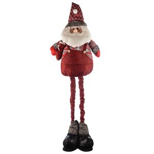 Дед мороз на телескопический ногах