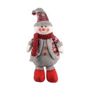 Снеговик новогодний
