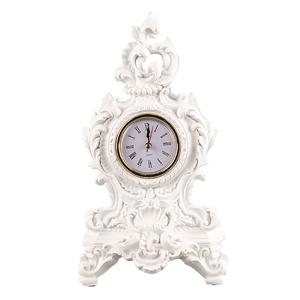 Часы настольные Белое перо