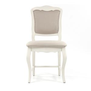 Стул Leontina с мягким бежевым сиденьем ST9307С