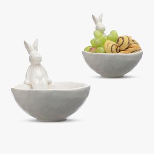 Конфетница-пиала Big french bunny WA07026-1