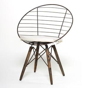 Кресло металлическое