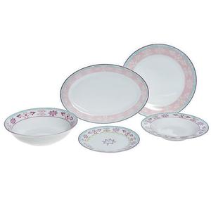 Набор посуды для дома из 20 предметов