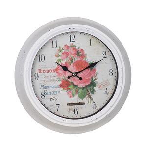 Часы Розы в белом EA6479