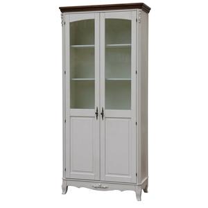 Книжный шкаф  White Rose, итальянский орех