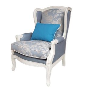 Кресло White Rose, Blue Linen