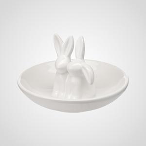 Мини бонбоньерка Кролик-ушастик