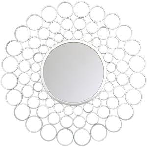 Настенное зеркало «Георгина»