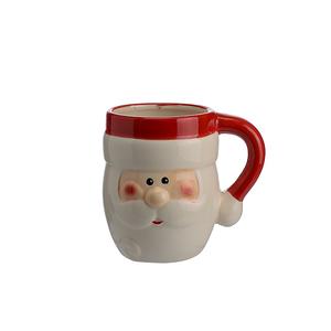 Керамическая Чашка Дед Мороз Большая
