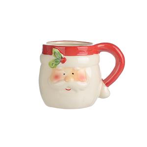Керамическая Чашка Дед Мороз Малая