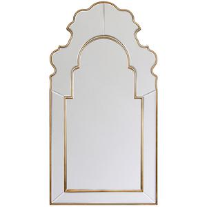 Настенное зеркало «Дели»
